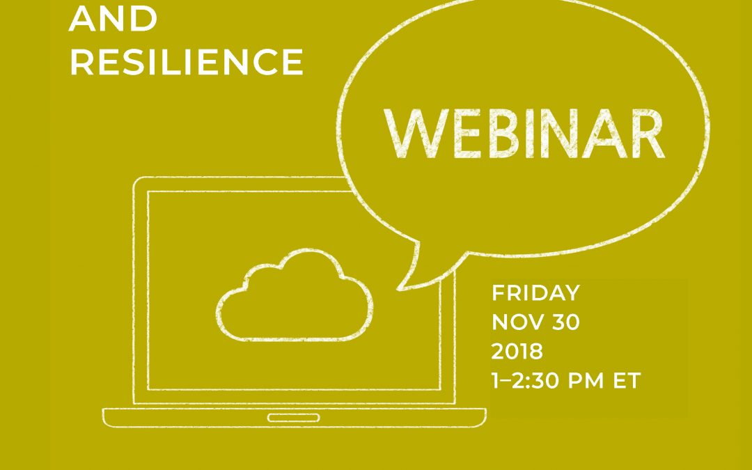 Migration and Resilience Webinar