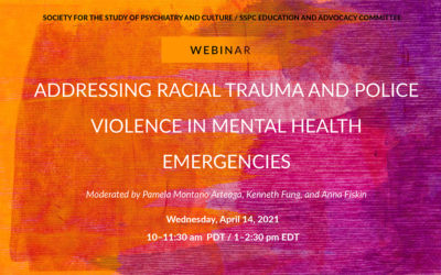 Webinar: Addressing Racial Trauma And Police Violence In Mental Health Emergencies